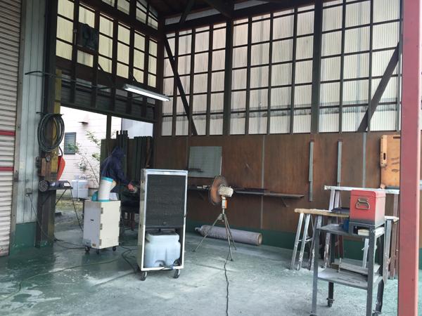 トラックショップナカノ工場画像1
