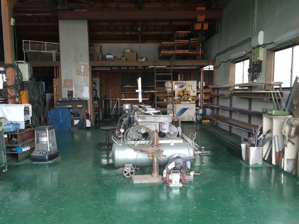 トラックショップナカノ工場画像2