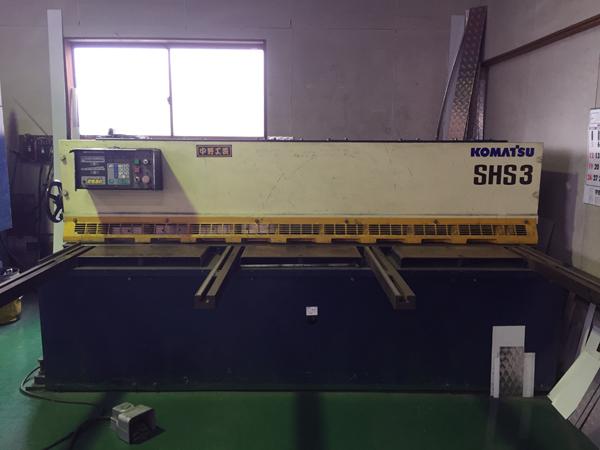 トラックショップナカノ工場画像6