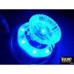 超流星 LED マーカーユニット 12V/24V 共用 ブルー  明るさ3倍 車幅灯に 補修品