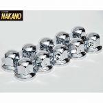 NAKANO ナットキャップ 10ヶ入 33mm高さ45mm:トラックショップナカノ