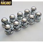 NAKANO ナットキャップ 10ヶ入:トラックショップナカノ