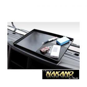 【ダッシュボードトレイ 大型】トラック用テーブル 空間有効活用 車内の整理整頓 便利な小物置き