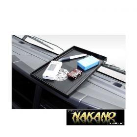 【ダッシュボードトレイ 大型】トラック用テーブル 空間有効活用 車内の整理整頓 便利な小物置き2
