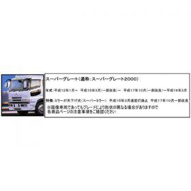 ドアサイドウインカーメッキカバー(192) ドアサイドマーカーカバー スーパーグレート/NEWスーパーグレート4