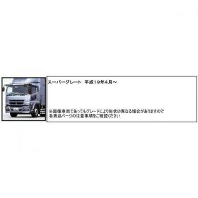 ドアサイドウインカーメッキカバー(192) ドアサイドマーカーカバー スーパーグレート/NEWスーパーグレート5