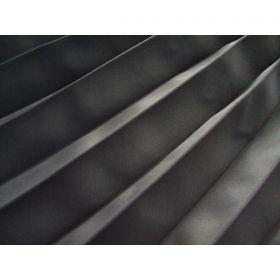 サイドカーテン 左右セット トラック用アコーディオン(ブラック黒)2