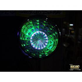 軽トラ用 LED13ミラクルマーカー 12V 緑