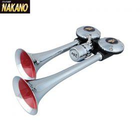 ◆音が聞ける◆NEW シャトルホーン 360mm 24V 低電流仕様 中高音サウンド バトルヤンキーホーン
